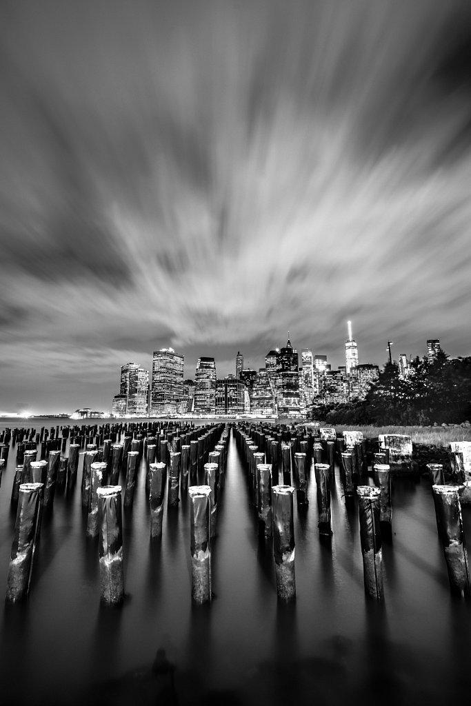 Dramatic Manhattan