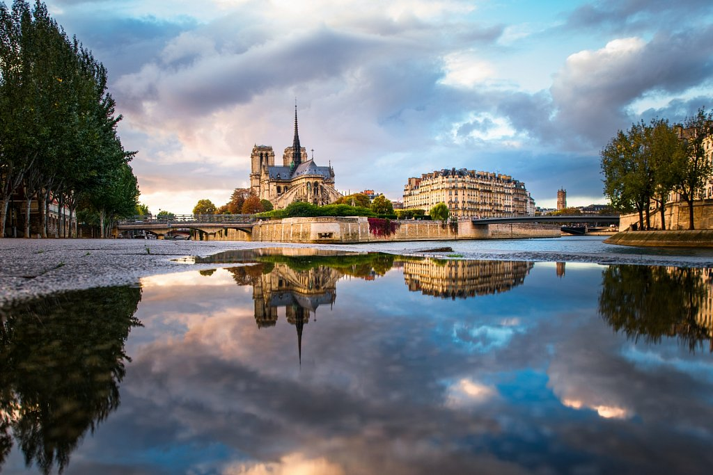 Reflections of the Notre Dame Part 2